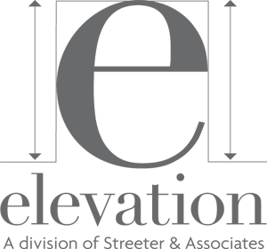 elevation homes logo