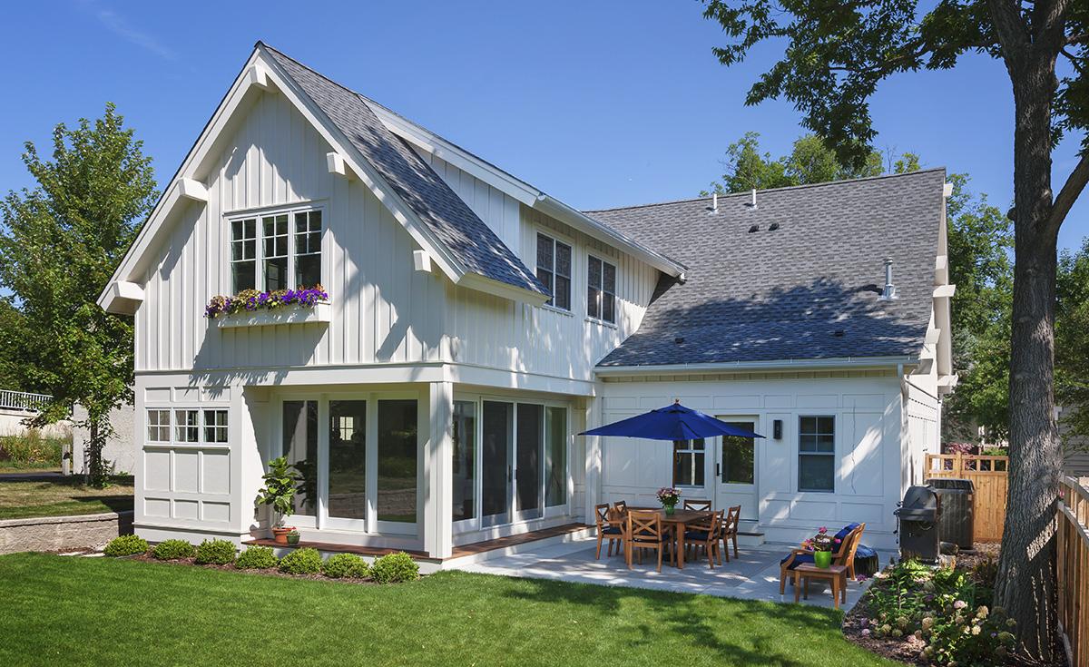 Elevation homes minnesota custom home builder for Minnesota home designs